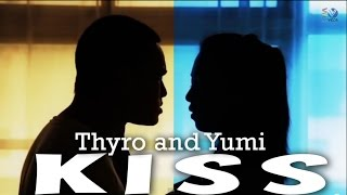 Thyro and Yumi - Kiss (Never Let Me Go) [Official Music Video]