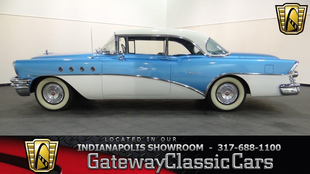 1955 Buick Super Riviera Gateway Classic Cars Indianapolis 531 1951 Convertible Youtube Premium