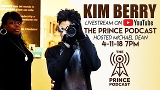 Prince Podcast Live with Kim Berry