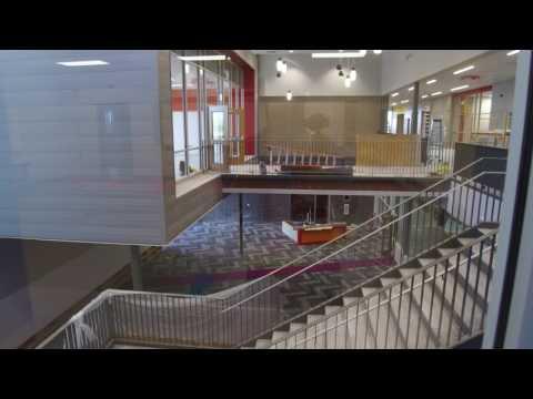 Manor ISD Lagos Elementary School - Area B 2nd floor walk-through on 03/22/2017