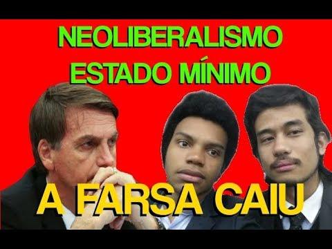 MBL e Bolsonaro. Oportunistas, Falsos e Pilantras