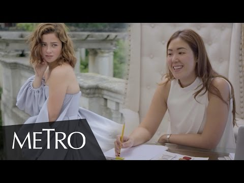 The Designer That Landed Andi Eigenmann On Vanity Fair's Can