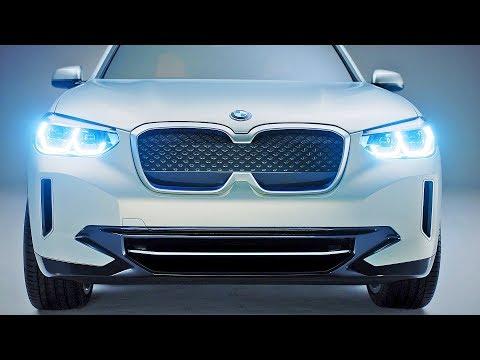 0 - Elektro-SAV aus Bayern in Peking vorgestellt: BMW Concept iX3