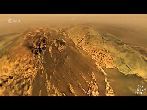 Cassini-Huygens Probe Made History on Titan | Video