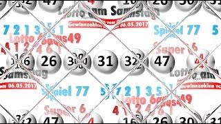Lotto Ziehung am Samstag - Lottozahlen vom 06.05.2017