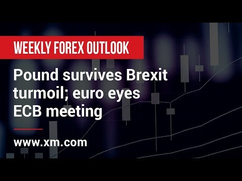 Weekly Forex Outlook: 18/01/2019 - Pound survives Brexit turmoil; euro eyes ECB meeting