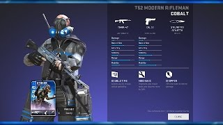 Dirty Bomb - Crafting Cobalt Stoker