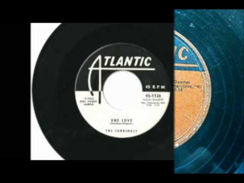 Cardinals - One Love / Near You - Atlantic 1126 - 1957