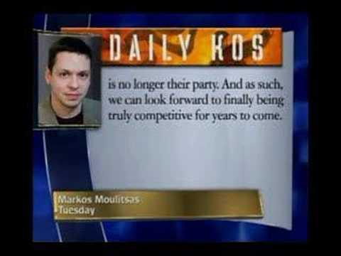 DailyKos founder Markos Moulitsas wins Douchebag of the week