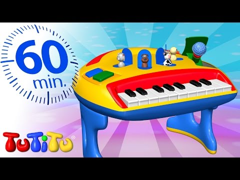 TuTiTu Specials | Piano Toy for Kids | And Other Learning Toys | 1 HOUR Special