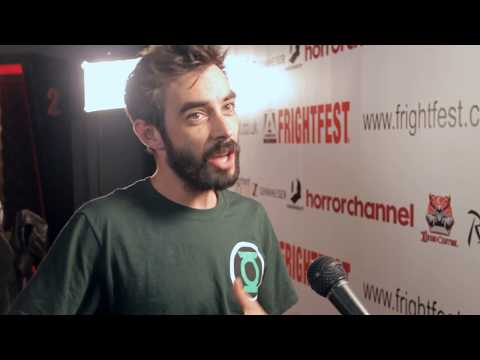 ANNA AND THE APOCALYPSE Director JOHN MCPHAIL hits the Frightfest Red Carpet Mp3