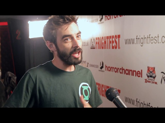 ANNA AND THE APOCALYPSE Director JOHN MCPHAIL hits the Frightfest Red Carpet