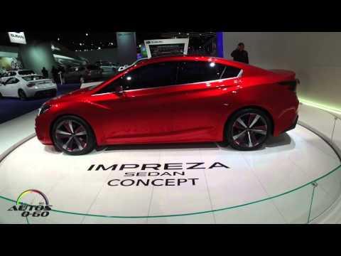 Subaru at the North American International Auto Show, Detroit 2016