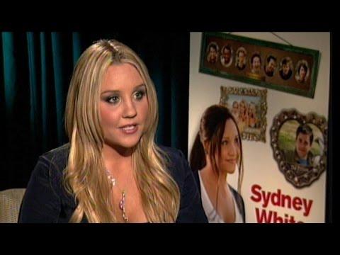 'Sydney White' Amanda Bynes Interview