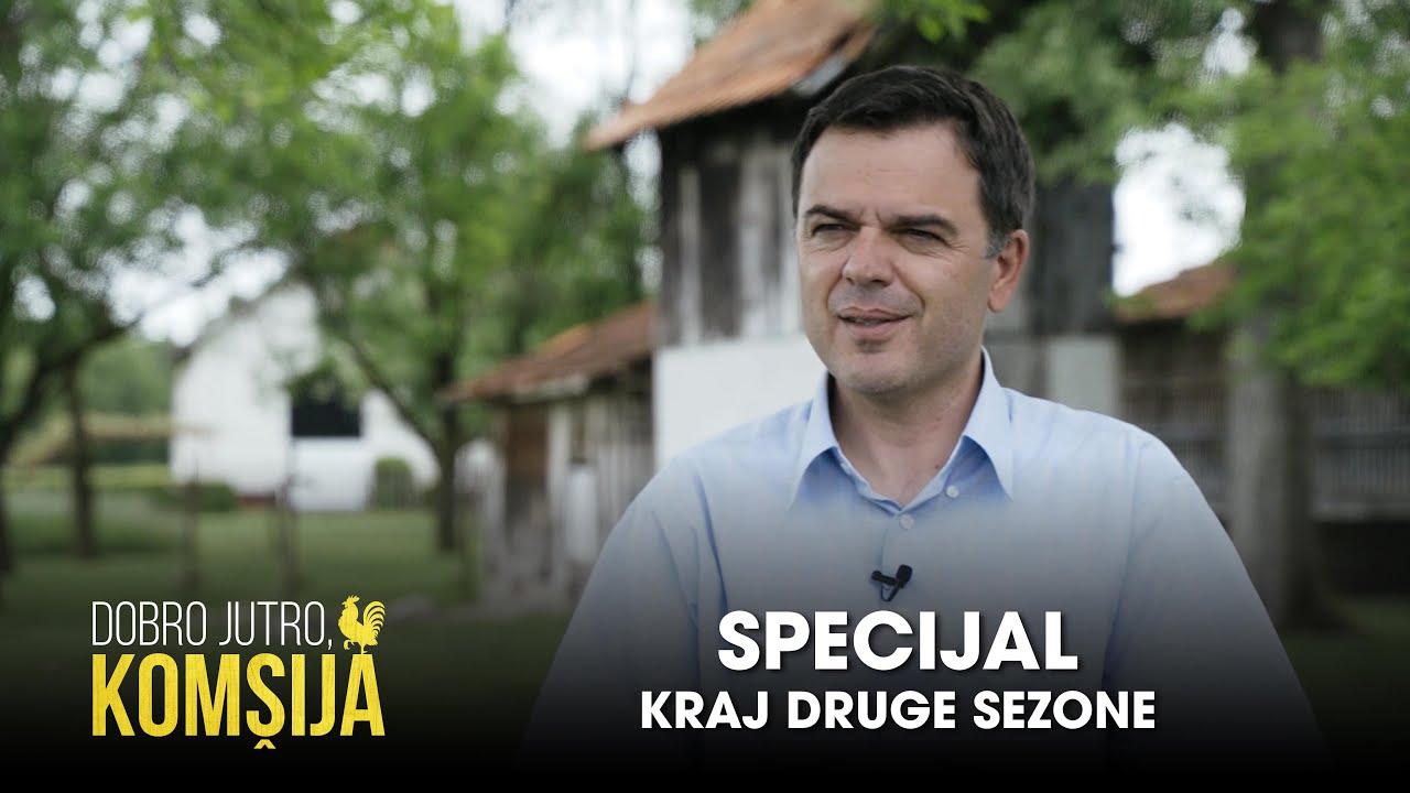 Download DOBRO JUTRO, KOMŠIJA - SPECIJAL (KRAJ DRUGE SEZONE)