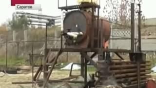 Подпольный завод по производству бензина