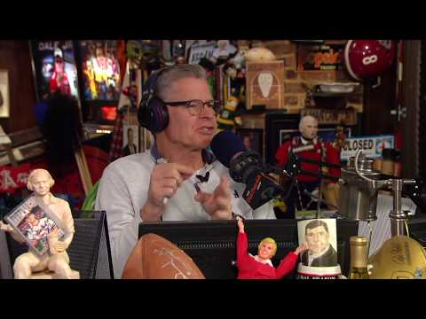 Dan Patrick Reacts to Roger Goodell's Contract Demands | 11/13/17