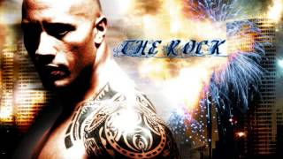 WWE the rock 2003 heel theme song