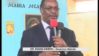 Nairobi Governor Promises To Deliver On His Manifesto