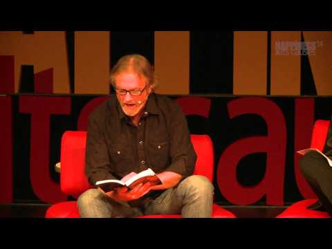 The ups and ups of the creative life with Steve Kilbey at Happiness & Its Causes 2014