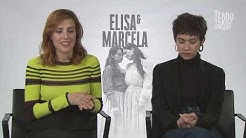 Interview with Natalia de Molina and Greta Fernández on 'Elisa y Marcela'
