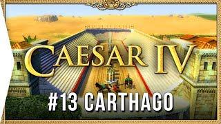 Caesar IV ► Mission 13 Carthago - Classic City-building Nostalgia [HD Campaign Gameplay]