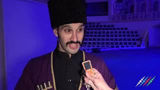 Концерт Государственного ансамбля танца Азербайджана в Москве