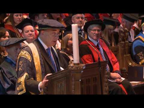 LJMU Graduation: Thursday 14th July 2016 (morning ceremony)
