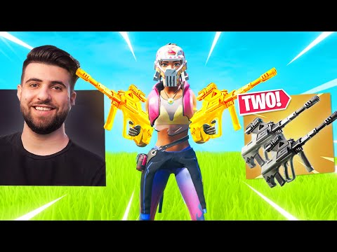 How To Get TWO *MYTHIC* BURSTS! - Fortnite Season 3 Challenge