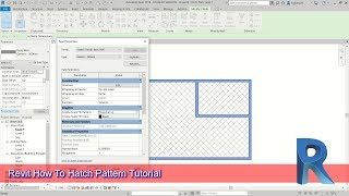 Revit How To Hatch Pattern Tutorial Complete Guide For Beginner