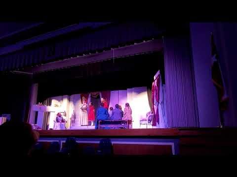 Nocona Middle School production of Little Women