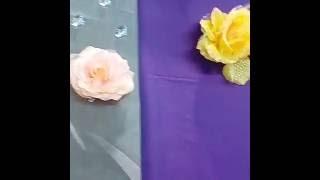 видео Ткань Тафта Стрейч