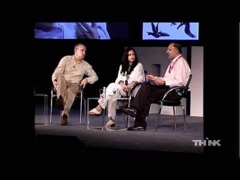 Thomas Friedman & Pratap Bhanu Mehta at THiNK 2011