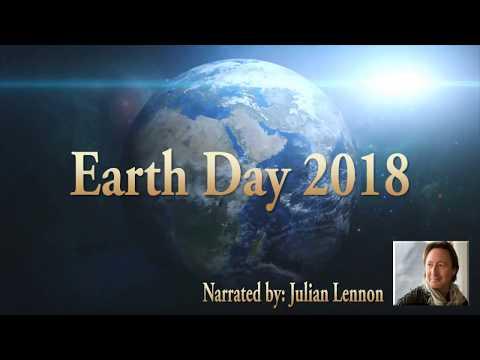 Earth Day 2018 Narrated by Julian Lennon