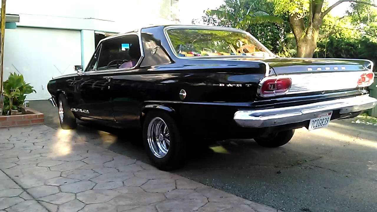 1965 Dodge Dart Gt Youtube