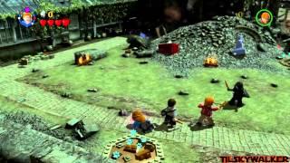 Let S Doku Lego Harry Potter Die Jahre 5 7 57 Panne Im Plan German Xbox360 Hd Youtube