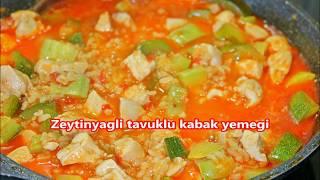 Mis gibi zeytinyağlı tam yaza yakışan hafif bir yemek mutlaka deneyin !!!