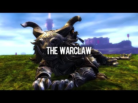The Warclaw Mount For WvW thumbnail