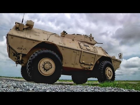 M117 Armored Security Vehicle (ASV)