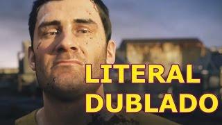 Literal Dying Light Trailer Dublado PT-BR