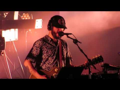 Bon Iver  Creature Fear   @ The Hollywood Bowl 102316 in HD