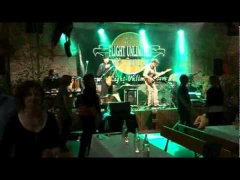 Honky Tonk Women Rolling Stones performed by Flight Unlimited
