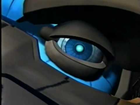 Evolution Revolution - Beast Machines