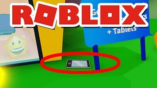 SOMEONE STOLE THIS PHONE IN ROBLOX TEXTING SIMULATOR!! (All Phone Locations!!) [UPDATE 2]