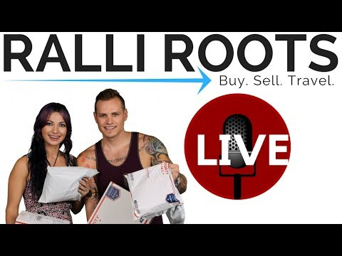 Ralli Roots Knows All! LOL ;) - Live Show - eBay / Amazon Q&A | AMA