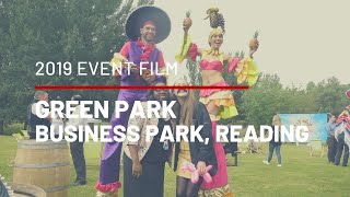 2019 Events film - Green Park Business Park, Reading
