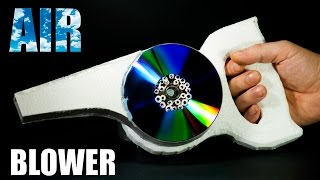 How to Make an Air Blower