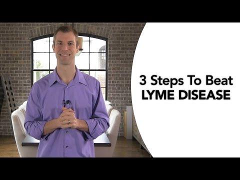 3 Steps to Treat Lyme Disease