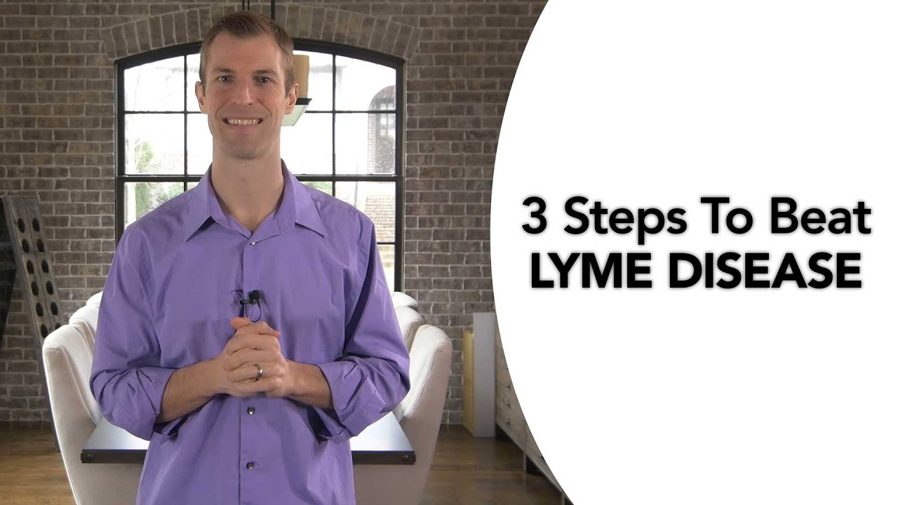 Lyme Disease Natural Treatments, Causes, How to Prevent - Dr  Axe