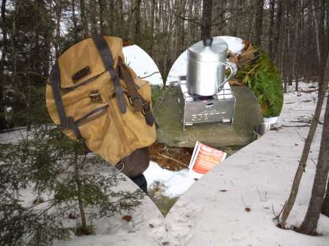 Winter Hike at The Robert P. Tristram Coffin Sanctuary